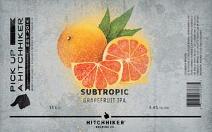 Subtropic - Grapefruit IPA - 4-Pack